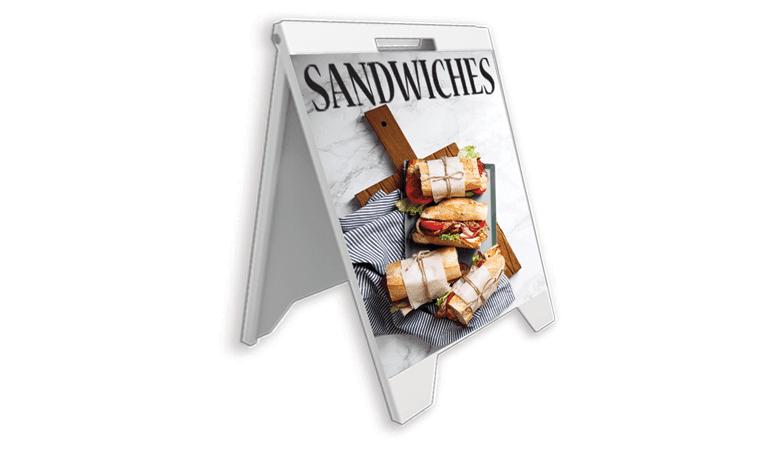 Sandwich Board Signs