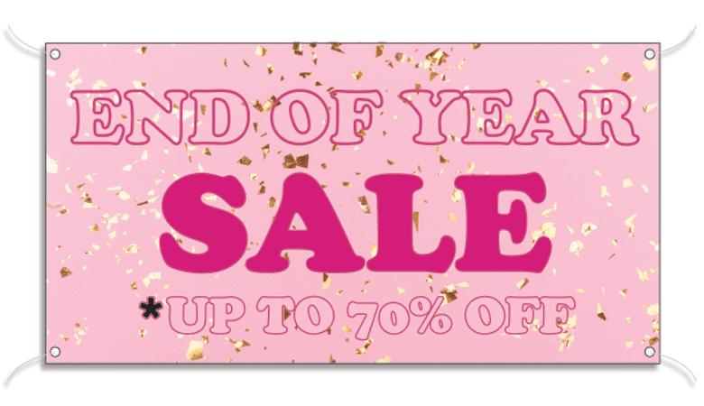 Retail Sales Banner