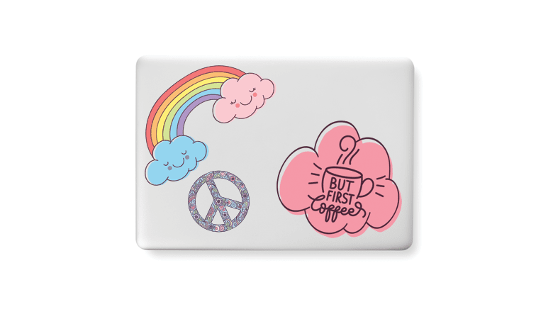 Stickers For Laptops